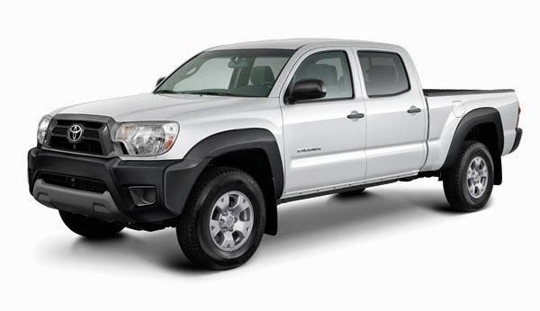TRD Supercharger Now Available for 2014 Tacoma