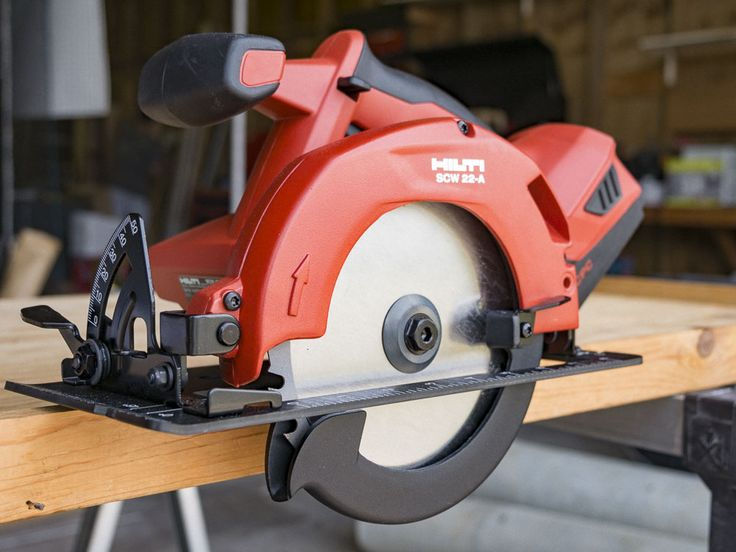Hilti 22V Circular Saw SCW 22-A Review  The Hilti 22V Circular Saw SCW 22-A recently competed in our big circular saw shootout and here's how it performed against 15 other saws!  #hiltinamerica #circularsaw #saw #powertools  https://www.protoolreviews.com/tools/power/cordless/saws-cordless/hilti-22v-circular-saw-scw-22-a/32307/