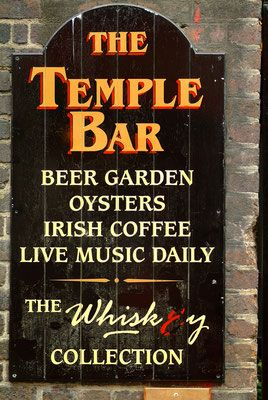 Quartier mythique de Temple Bar à Dublin - Crédit Photo : Tourism Ireland