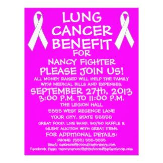 how to plan a fundraiser for cancer patient