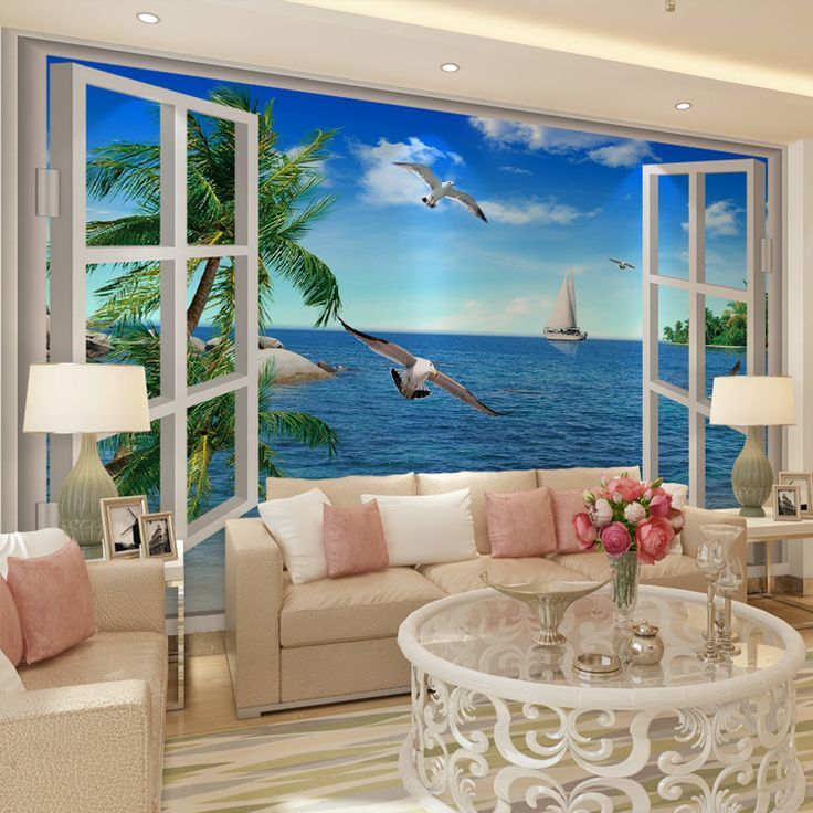 Günstige Freies Verschiffen nach wandbild tv hintergrund wohnzimmer schlafzimmer…