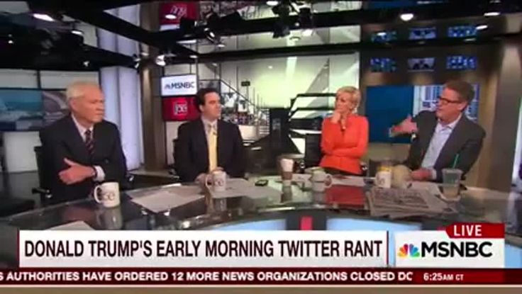 Chris Matthews: Support for Trump Based on Patriotism - Breitbart