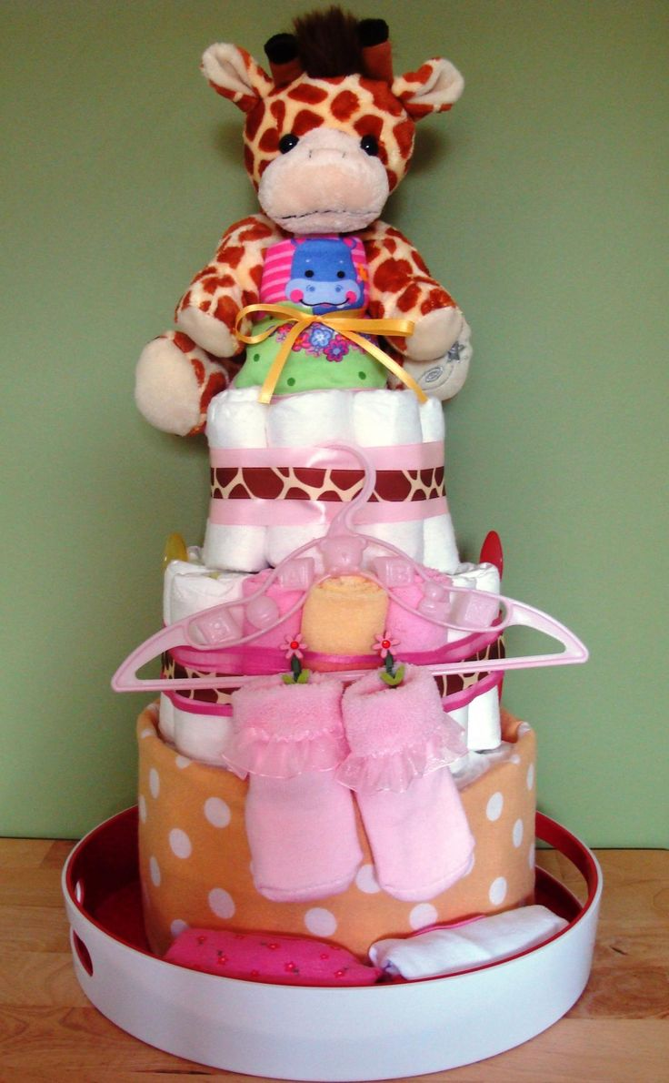 1000 Images About Baby Shower Diaper Cake Ideas On