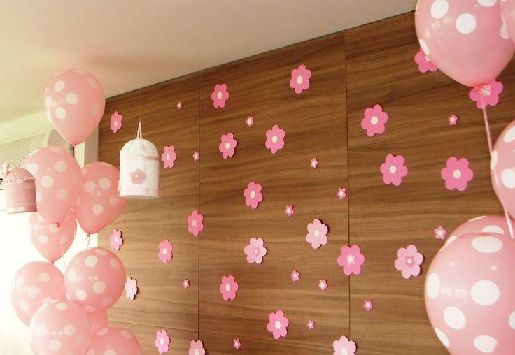 17 melhores imagens sobre tema festa passarinhos no for Mural de fotos 1 ano