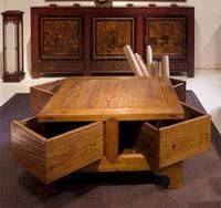 Coffee Table With Storage Space   Multifunctional Furniture!