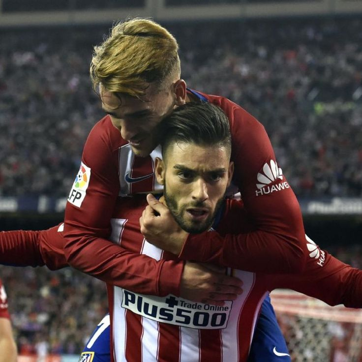 Man United eye up moves for Atletico's Griezmann, Carrasco and Gimenez