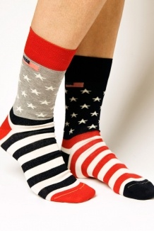 USA SOCKS - 100% MADE IN ITALY