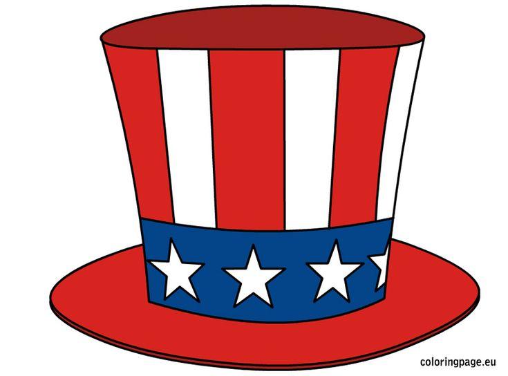 Patriotic Birthday Cake Clip Art