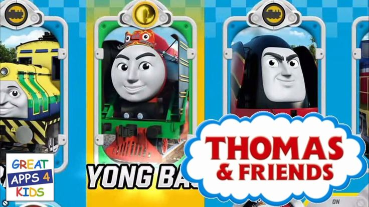 Thomas and Friends: Race On! | New Character -  Yong Bao