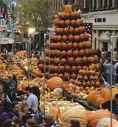 Pumpkin Festival in Circleville, Ohio