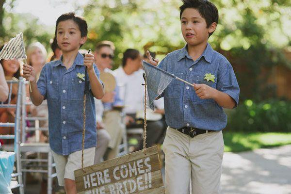 Crianças no casamento. #casamento #meninosdasalianças