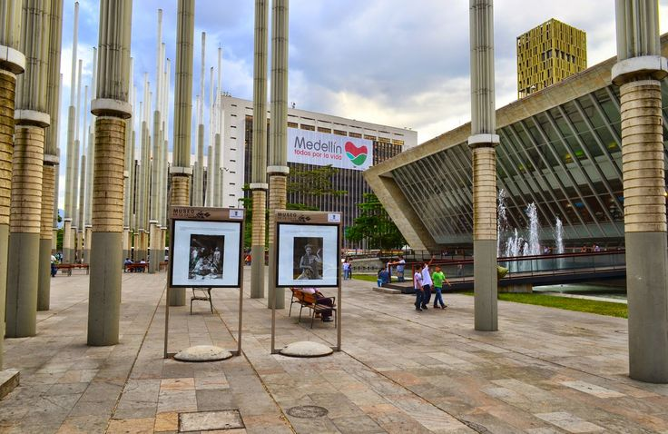 """Fotoviaje: Medellín, Antioquia, Colombia. Día 11 """"El parque d..."""