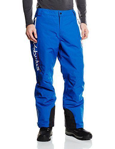 Nebulus Downforce Pantalon de ski Homme Bleu FR : L (Taille Fabricant : L): Tweet