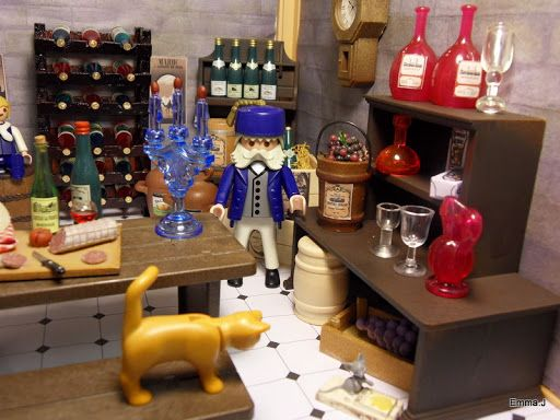 Playmobil By Emma.J Victorian Wine Celler