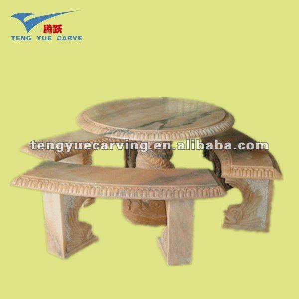 decoração do jardim mesa de pedra-Produtos de pedra do jardim-ID do produto:586240024-portuguese.alibaba.com