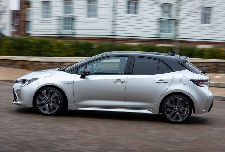 Toyota Corolla Hybrid [UKspec] '2019pr.【2020】 車, バイク