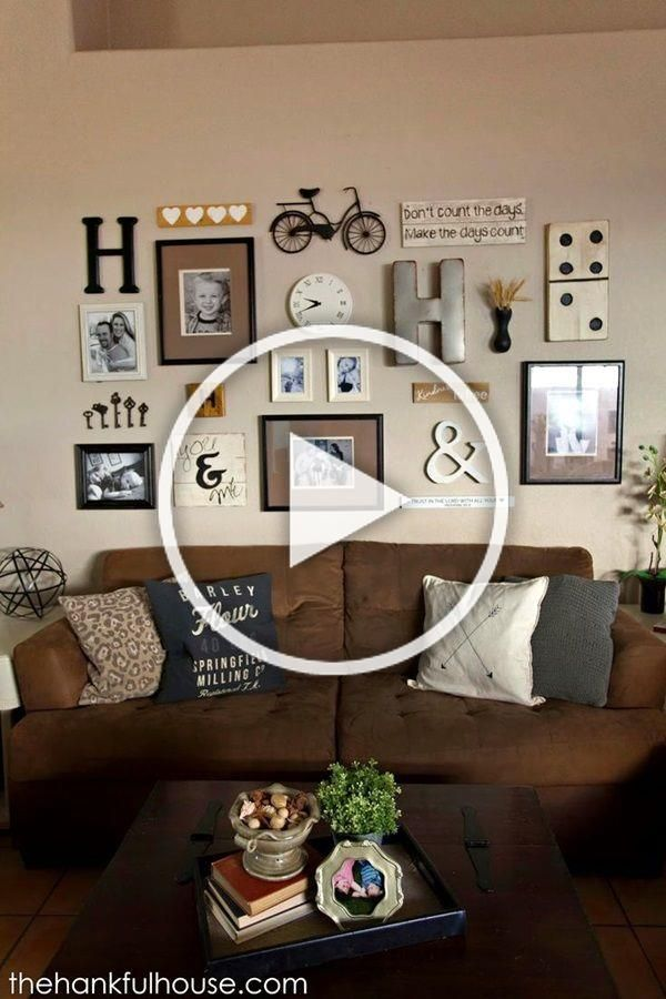 Best Family Picture Wall Decoration Ideas 37 In 2020 Diy