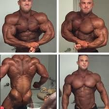 from Aidan female fitness bodybuilding muscle andnot gay
