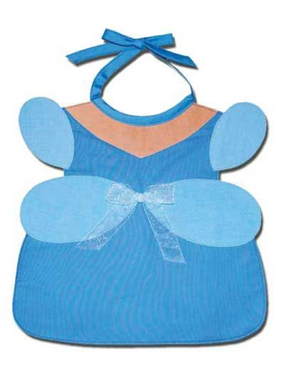 Princess Bib Set Sewing Pattern