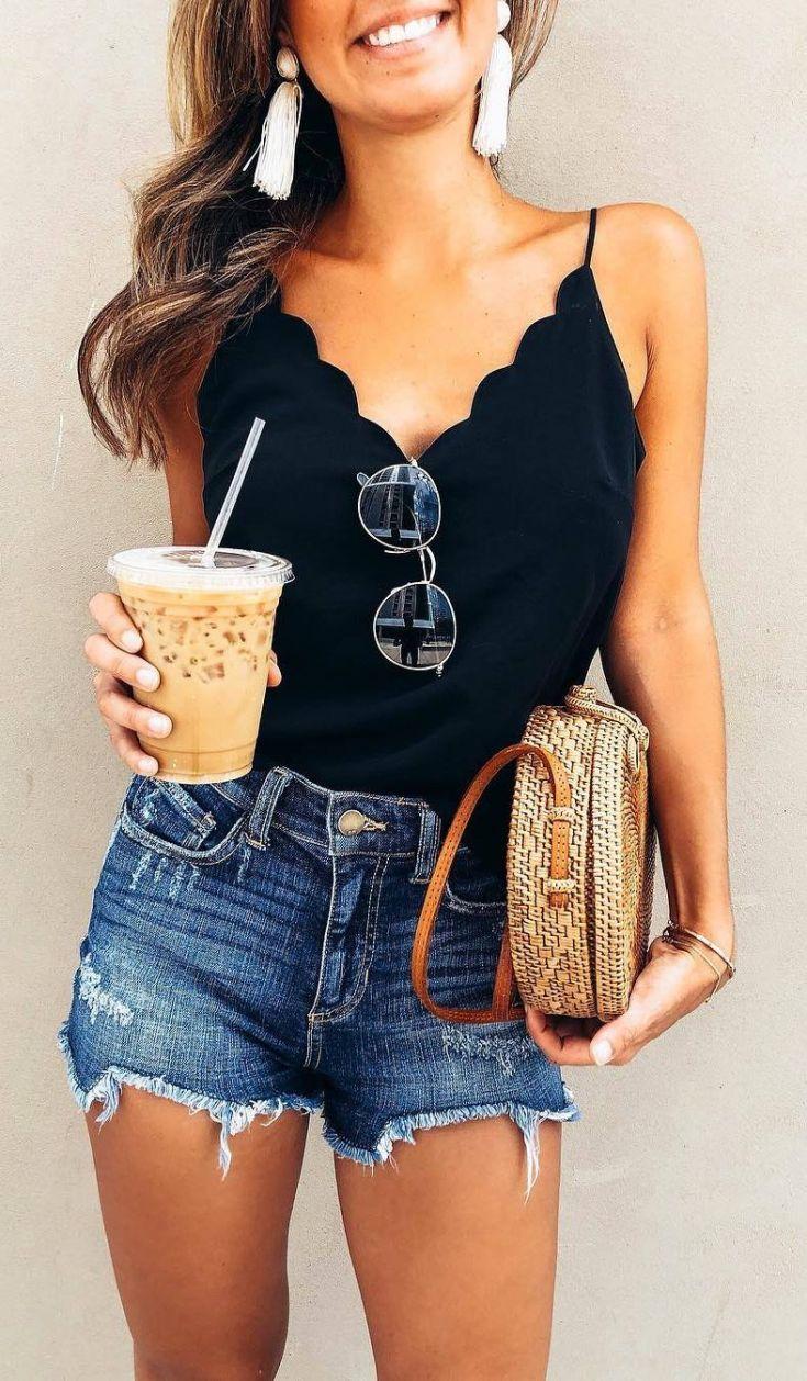 30 Coole Trendige Sommer Outfit Für Damen