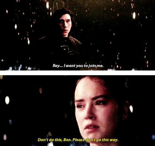 rey and kylo relationship quotes