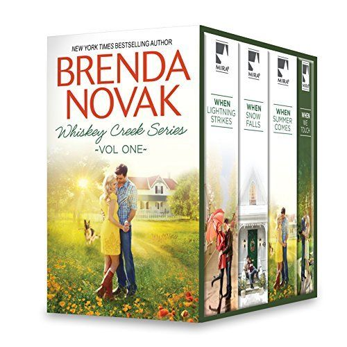 Brenda Novak Whiskey Creek Series Vol One: When We Touch\When Lightning Strikes\When Snow Falls\When Summer Comes by Brenda Novak, http://www.amazon.com/dp/B00S4XRFVW/ref=cm_sw_r_pi_dp_p.r7ub07WAF2D