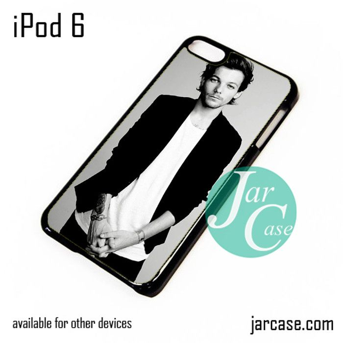 Cool Louis Tomlison iPod Case For iPod 5 and iPod 6