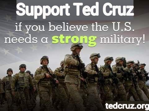TEDCRUZ2016 US MILITARY TedCruz.Org