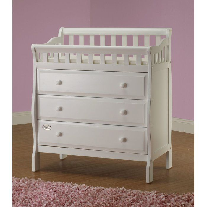 Orbelle 3 Drawer Changing Dresser Reviews Wayfair With Images