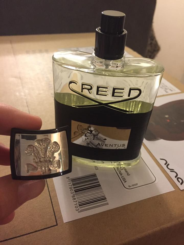 exklusives Sortiment verkauf usa online Genießen Sie kostenlosen Versand For sale! Creed Aventus 4 oz it's from Alan | Fragrantica in ...
