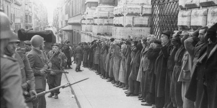 23 marzo 1944 Eccidio delle Fosse Ardeatine