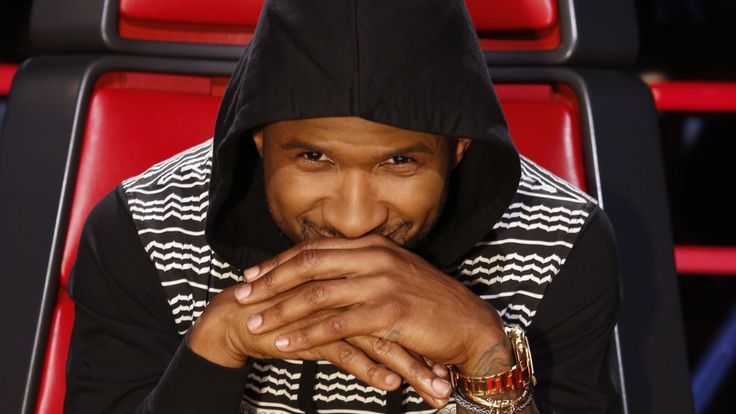 Move over, Adam Levine and Blake Shelton: Usher could win 'The Voice'