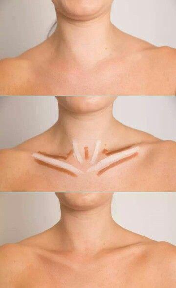Concealer tips #girl #neck, flawless, concealer #skinny
