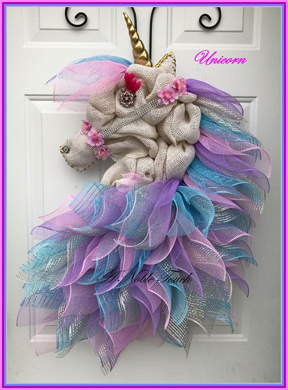 Magical Unicorn For Your Kids Room Perfect For That Child