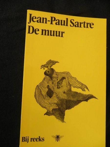Jean-Paul Sartre: De Muur. Verhalenbundel