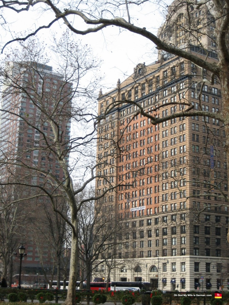 Battery Park Apartment