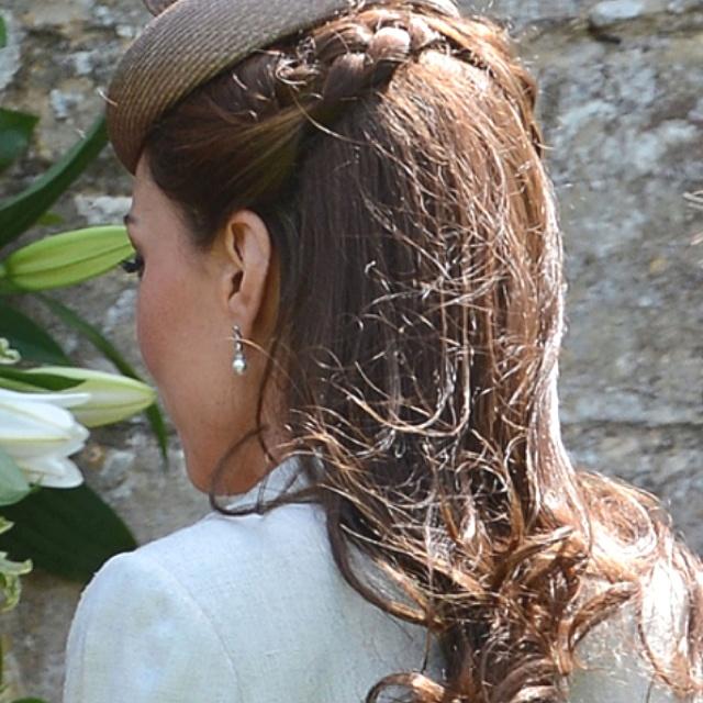 Kate Middleton Hair, Duchess Of Cambridge, Hair Braid
