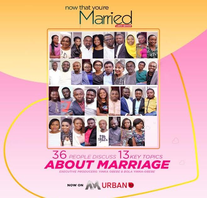 In our African society today marriage is a constant hot topic as many hold varying opinions influenced by their respective cultural norms.  And this is why Talk Show Now That Youre Married is a must-watch as it is subject matter most can relate to. Hosted by Liz Osho who is a noted journalist and publicist the show is centered on marriage in capital cities. Liz discusses topics/issues with 36 guests on perception of marriage as singles and the reality Now that Youre Married.  Catch the show…