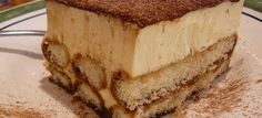 This is the best Olive Garden Tiramisu recipe. A creamy custard filling around lady finger cookies dipped in espresso and dusted with rich cocoa powder.