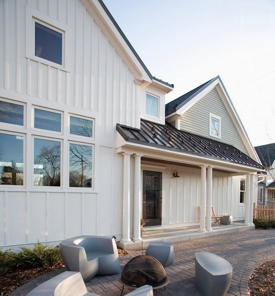 How Modern Farmhouse Exteriors Are Evolving: 17 Best Images About Dream Home On Pinterest