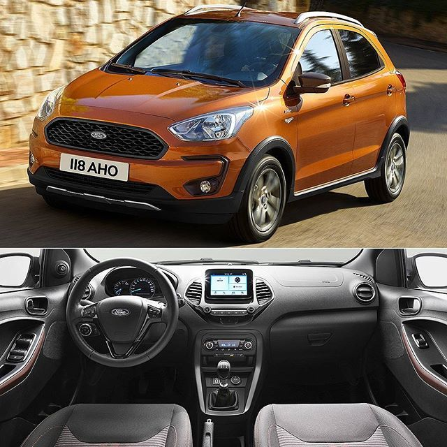 2019 Ford Ka Interior And Release Date