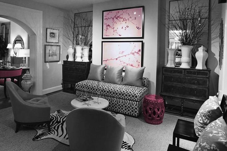 Erika bonnell inc interior design washington dc - Interior designer northern virginia ...