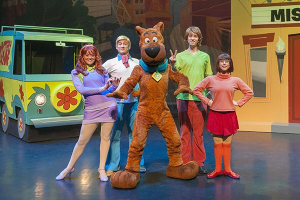 Scooby-Doo Live! Musical Mysteries | Life Like Touring