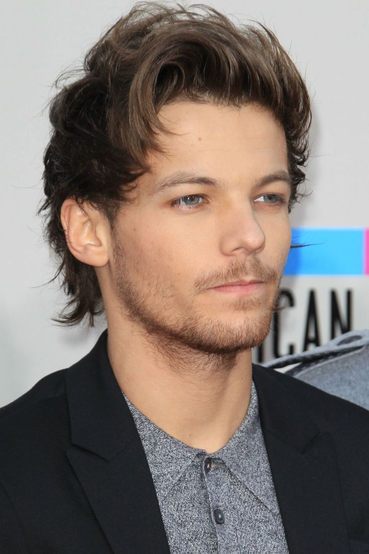 Louis tomlinson lets his hair down in manchester after splitting from - From X Factor To World Domination The Changing Face And Hair Of Louis Tomlinson On His Birthday Celebrity Gossip News Photos M