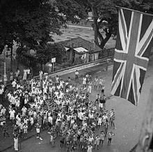 Japanese occupation of Singapore - Wikipedia, the free encyclopedia