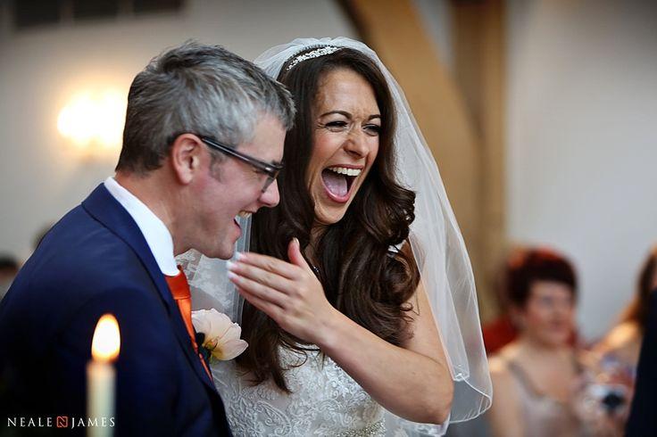 Mythe Barn wedding | Chris and Laraine