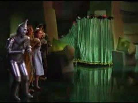 The Wizard of Oz (1939) | Movie Clip: 'The Wizard of Oz: Pay No Attention.'  [VIDEO 01:51]