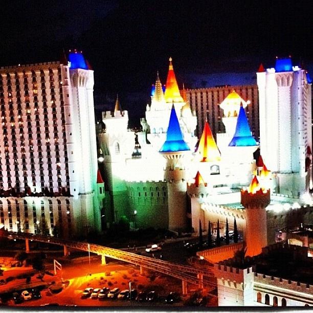 Disneyland gambling
