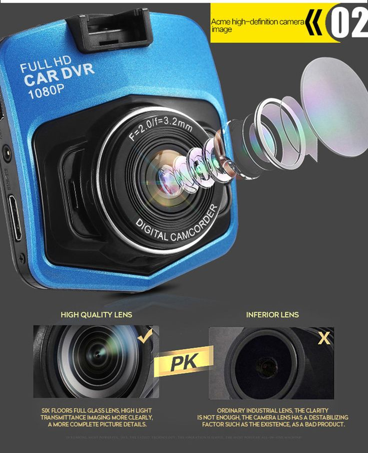 HD 1080P GT300 2.4″ 140 Degree Wide Angle Full Car DVR Camera Recorder Motion Detection Night Vision G-Sensor HDMI Dash Cam GI2208 What is Specifications of our car dvr? Feature: * Super small volume, direct stick on the cars will not block line of sight, video registrator 1080p ultra wide Angle lens perfect combination design, ...