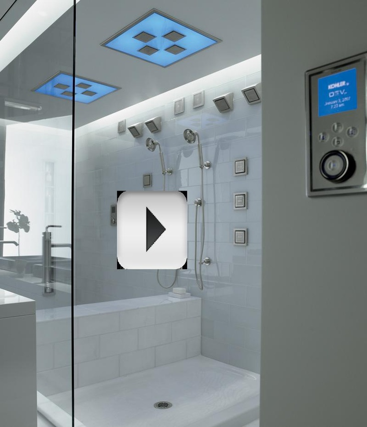 15 best Multi Color LED Shower Head images on Pinterest   Rain ...